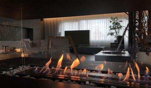 炎のもう一つの愉しみ方 - エコスマートファイアー –