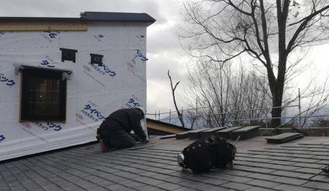 石屋根葺き ー石巻の屋根師ー