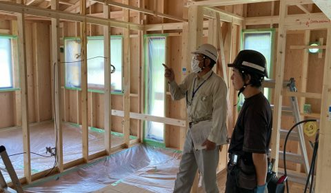 木構造&防水検査―保証機構―
