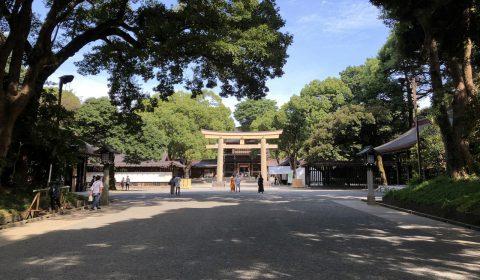 100年の森 ―明治神宮―