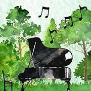 ピアノサロンの家