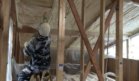 断熱工事 ―快適な住環境のために―